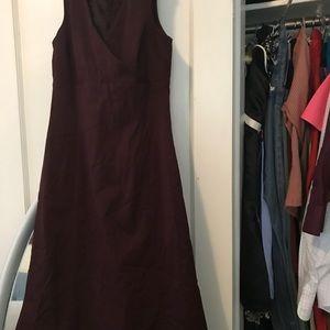 Dresses & Skirts - Hennes dark burgundy dress